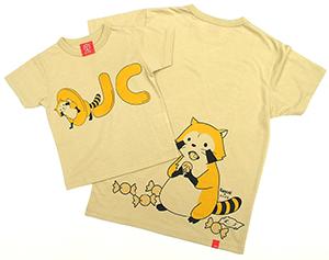 画像 あらいぐまラスカル×OJICO コラボレーションTシャツ