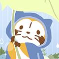 画像 きせかえ☓キセカエ 「ラスカルと雨の日」配信開始!