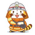 画像 公益財団法人東京連合防火協会よりラスカルコラボグッズ第3弾が登場!