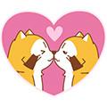 画像 LINE新スタンプ「ラスカル&リリィ」配信開始!