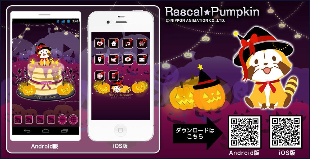 Rascal★Pumpkin