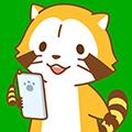 画像 あらいぐまラスカルのLINE公式アカウントが登場!