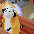 画像 「あらいぐまラスカル」のVRゲームを 「ラスカルショップ東京ソラマチ店」に4日間限定で設置!