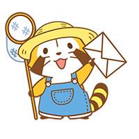 画像 しゃべってキャラ「ラスカル(麦わら帽子ver.)」配信!