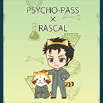 画像 PSYCHO-PASS×RASCALのコラボLINE着せかえ、第2弾が登場!