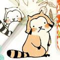 画像 「Shinzi Katoh」と 「あらいぐまラスカル」がコラボ!