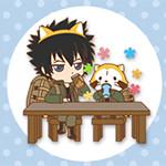 画像 しゃべってキャラ「PSYCHO-PASS × ラスカル」から【狡噛】が登場!