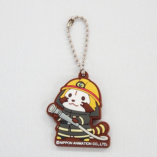 東京消防庁コラボグッズ キーホルダー 商品画像