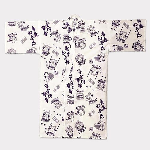 ラスカルのハネト浴衣 商品画像