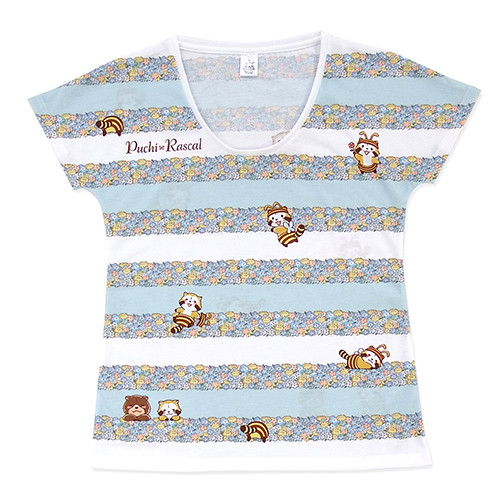 ロング丈Tシャツ(L) みつばち 商品画像