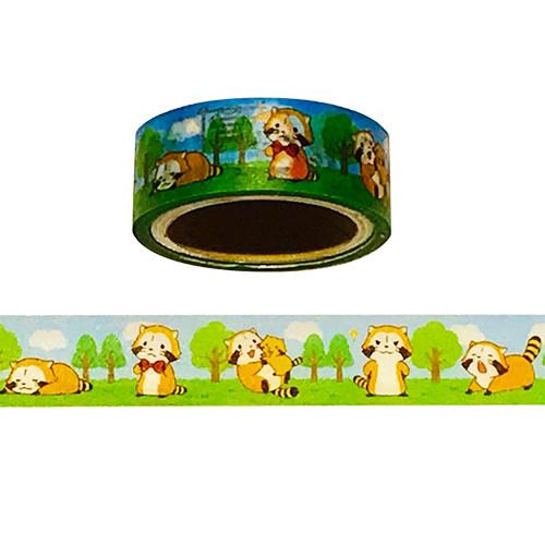 マスキングテープ(プチラスカル森) 商品画像