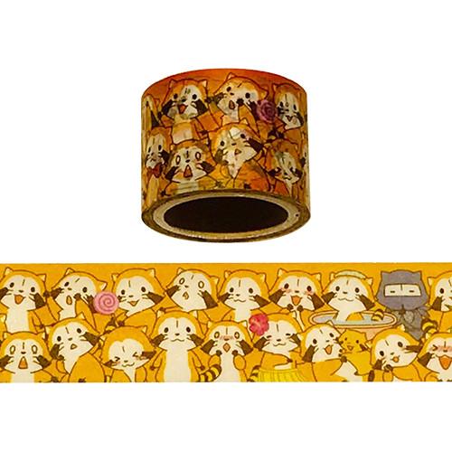 マスキングテープ(プチラスカル集合) 商品画像