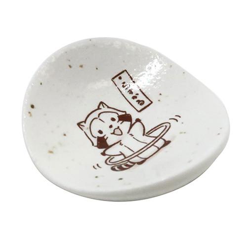 【鳥獣戯画2019】粉引 箸置き 商品画像