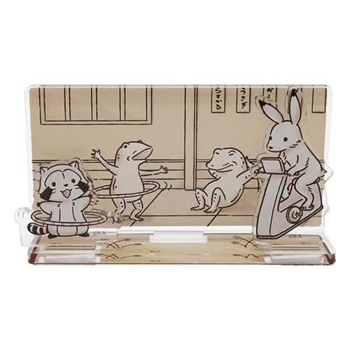 【鳥獣戯画2019】アクリルスタンド(B) 商品画像