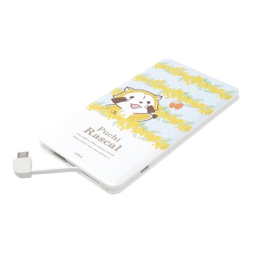 【ミモザデザイン】モバイルバッテリー(2種) 商品画像
