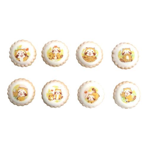 【ミモザデザイン】クッキー入りボトル 商品画像
