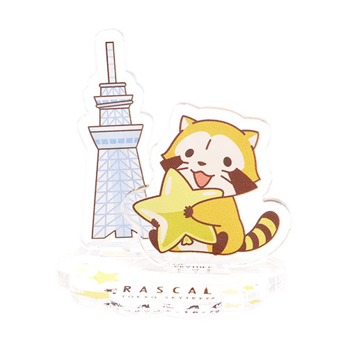 【スカイツリー2019】ミニアクリルフィギュア 商品画像