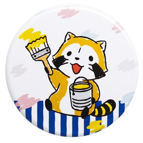 【おえかきデザイン】缶バッジ(2種) 商品画像