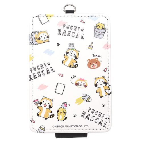 【おえかきデザイン】ICカードケース(2種) 商品画像
