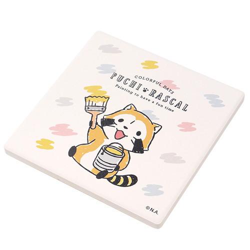 【おえかきデザイン】白雲石コースター(2種) 商品画像