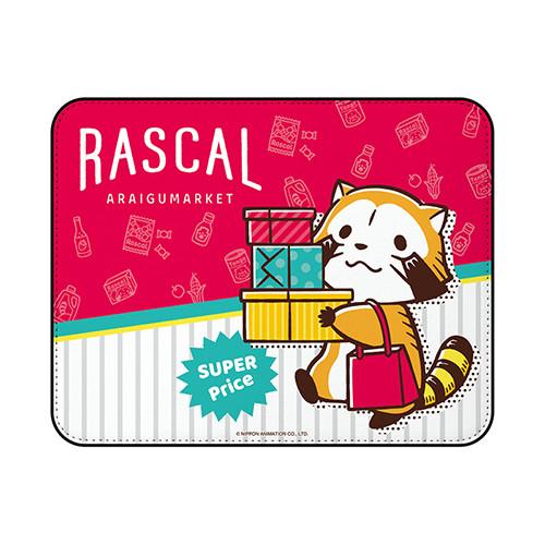 【マーケットデザイン】ラスカル マウスパッド 商品画像