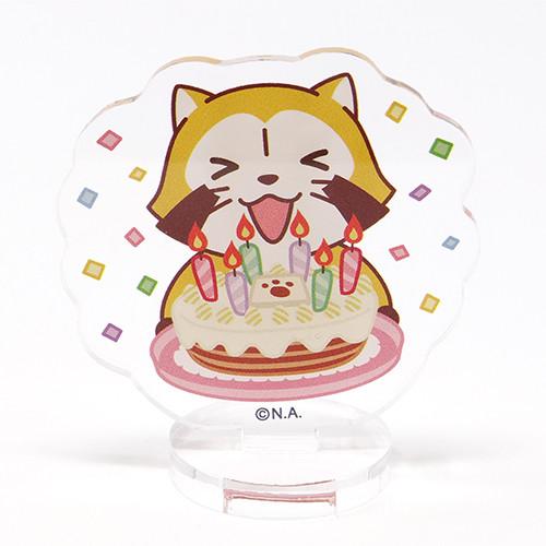 ラスカル アクリルスタンド・ケーキ 商品画像